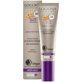 LOGONA Stangrinamasis paakių kremas ( Age Protection Firming Eye Cream) -15 ml