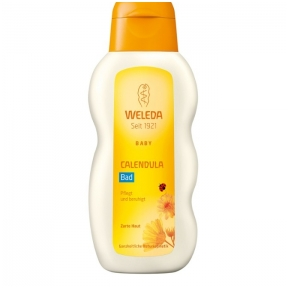 WELEDA raminamoji vonelė su medetkomis Calendula Bath for Children, 200 ml
